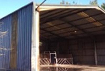 Informe técnico económico instalaciones estación de transferencia y el Garbigune (Llodio)
