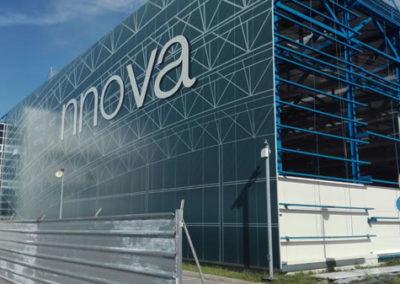Proyecto y Dirección de Obra Habilitacion Instalaciones de Aernnova