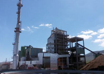 Asistencia técnica permisología tramitación plantas de generación eléctrica mediante biomasa (Jaén)