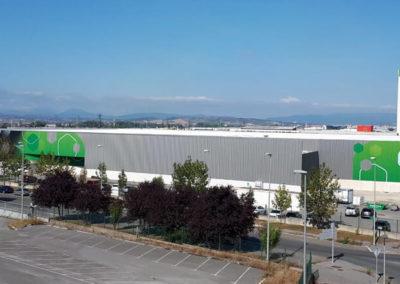 Proyecto y Dirección de Obra para la rehabilitación y cimentación de nuevas líneas de producción de una instalación industrial