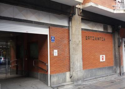 Auditoría Energética  de la Oficina de Atención al Ciudadano (OAC) en Bilbao