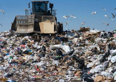 Asistencia técnica para para la tramitación de un Plan Especial y una Evaluación Ambiental Estratégica para la ampliación de un depósito de residuos.