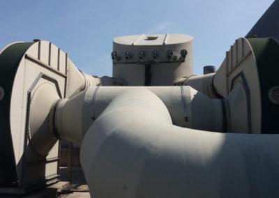 Proyecto de Ejecución, Legalización y Dirección de las Obras para una instalación de acondicionamiento de aire.