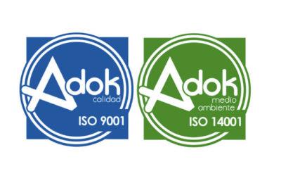 Enerlan obtiene los certificados de calidad UNE-EN ISO 9001:2015 y UNE-EN ISO 14001:2015