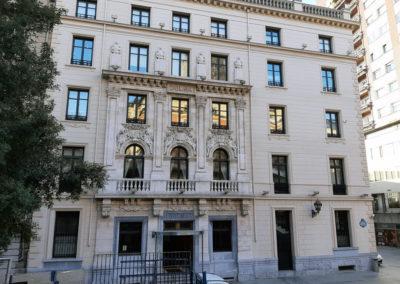 Auditorías Energéticas, Certificados de Eficiencia Energética y Planes de Actuación en distintos centros pertenecientes al Gobierno Vasco