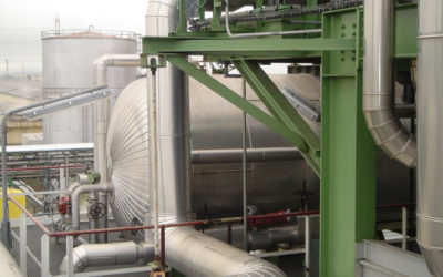 Proyecto Básico de una instalación de generación eléctrica (50 MWe) con biomasa y su interconexión eléctrica