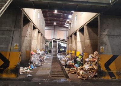 Asistencia técnica para la elaboración del Proyecto Básico de remodelación del centro de tratamiento de residuos de UTE Poniente en Gádor (Almería)