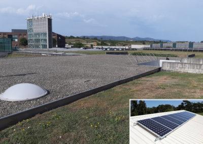 Proyecto de Ejecución para 9 instalaciones fotovoltaicas en diversos centros del Departamento de seguridad del Gobierno Vasco
