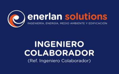 Oferta de trabajo – Ingeniero colaborador