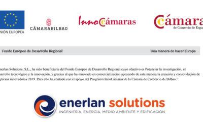 Enerlan Solutions participa en el Programa InnoCámaras de la Cámara de Comercio de Bilbao
