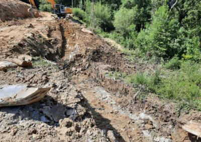 Asistencia técnica para la realización de la Dirección de las Obras para el acondicionamiento de un terreno para el posterior relleno con tierras y rocas naturales en Lemoiz (Bizkaia)
