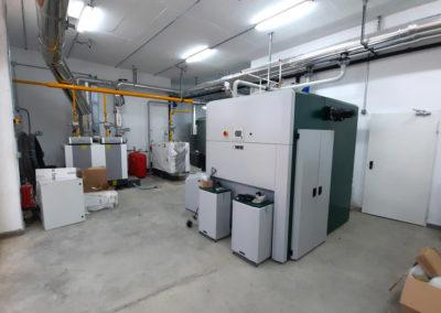 Proyecto de Ejecución y Direccion de las obras para la ejecución del sistema de District Heating fase II en el Área de Txabarri de Sestao