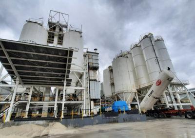 Proyecto de Actividad de instalación de producción de silicatos en el Polígono La Cruz, P-1-3 y P-1-4, en Zamudio-Lezama (Bizkaia)